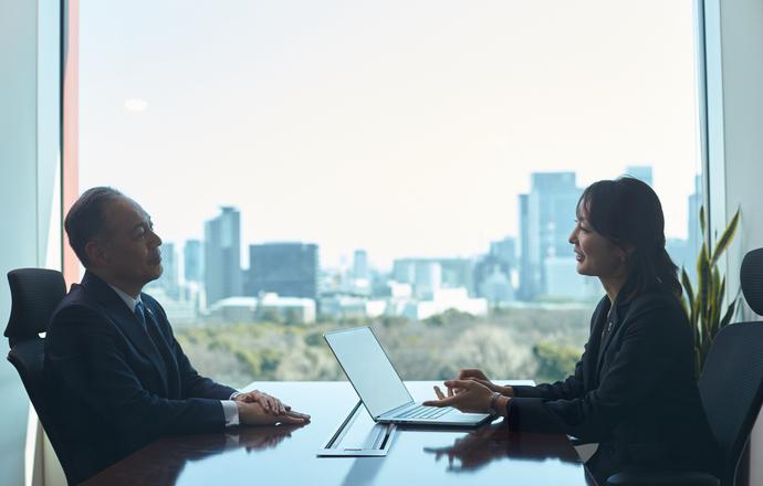 株式会社コーチ・エィの当社の強み・当社の課題について写真2
