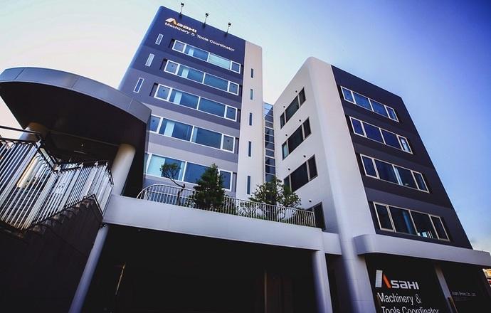 旭商工株式会社の会社について写真1