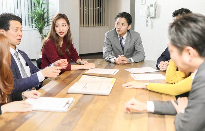 旭商工株式会社の当社の強み・当社の課題について写真2