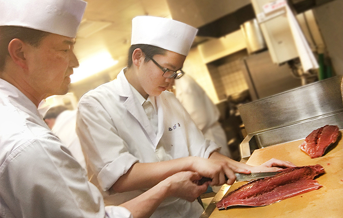 株式会社土佐料理司の当社の強み・当社の課題について写真1