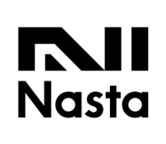 株式会社ナスタのロゴ写真