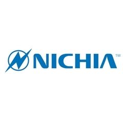 日亜化学工業株式会社のロゴ写真