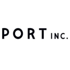 ポート株式会社のロゴ写真