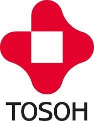 東ソー株式会社のロゴ写真