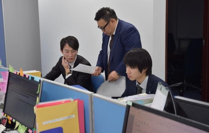 ユーピーアール株式会社の当社の強み・当社の課題について写真1