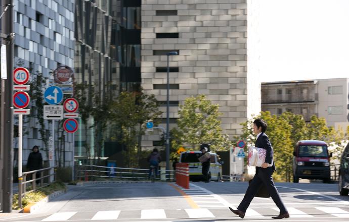 日清食品ホールディングス株式会社の会社について写真1