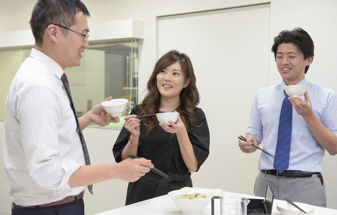 日清食品ホールディングス株式会社の会社について写真2