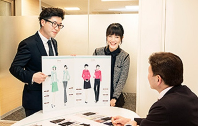 オンワード商事株式会社の会社について写真2