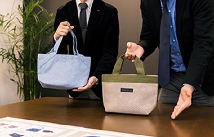 オンワード商事株式会社の会社について写真1