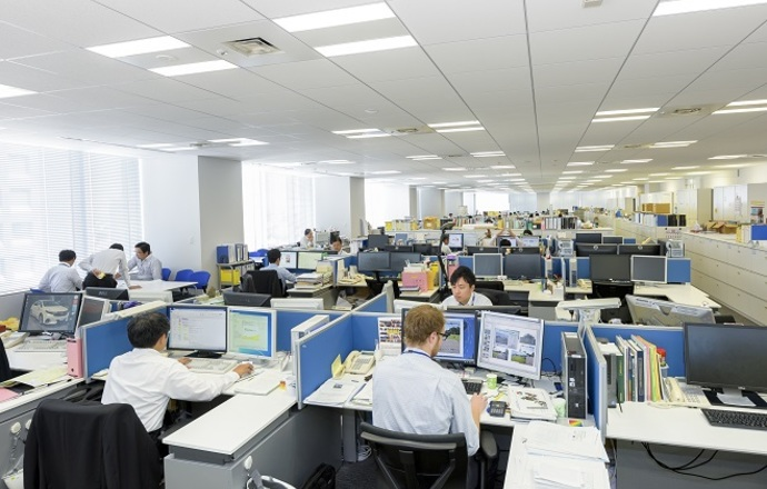 石油資源開発株式会社の会社について写真1