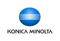 コニカミノルタ株式会社のロゴ写真
