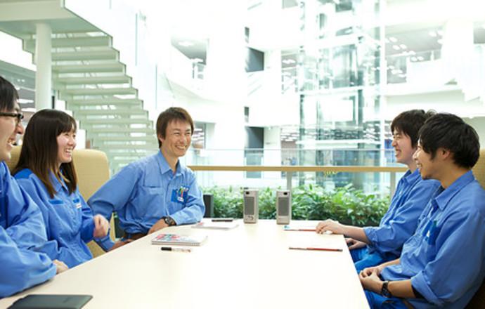 コニカミノルタ株式会社の当社の強み・当社の課題について写真1