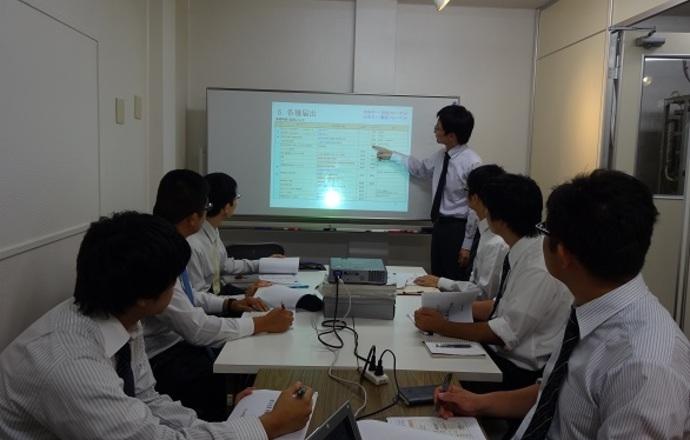 株式会社ハマエンジニアリングの当社の強み・当社の課題について写真1