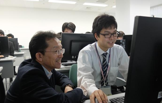 東京システムズ株式会社の当社の強み・当社の課題について写真1