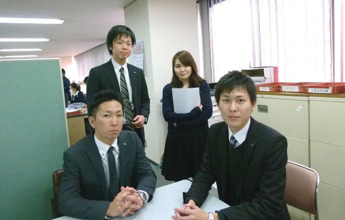 下田工業株式会社の当社の強み・当社の課題について写真1
