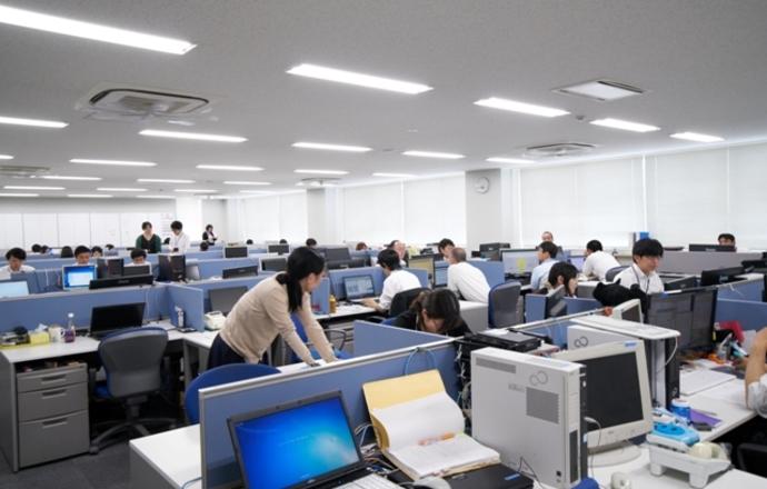 株式会社熊本計算センターの当社の強み・当社の課題について写真1