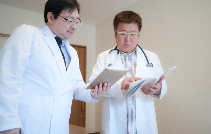 田辺薬局株式会社の当社の強み・当社の課題について写真1