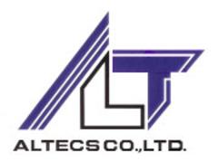 株式会社アルテクスのロゴ写真