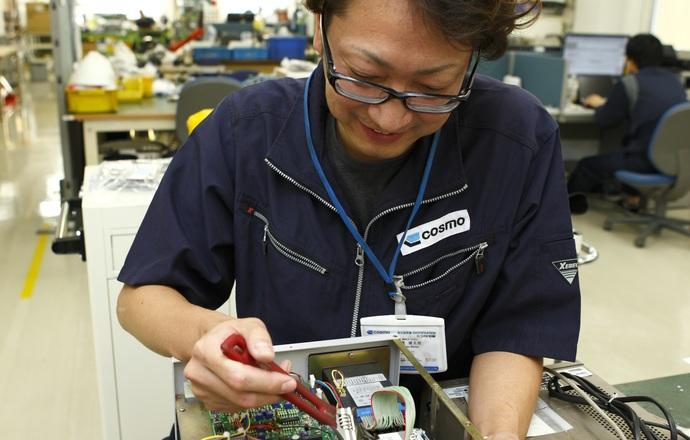 株式会社コスモ計器の会社について写真2