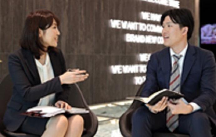 ディップ株式会社の会社について写真1