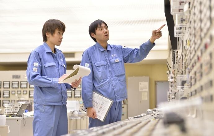 北海道電力株式会社の会社について写真1