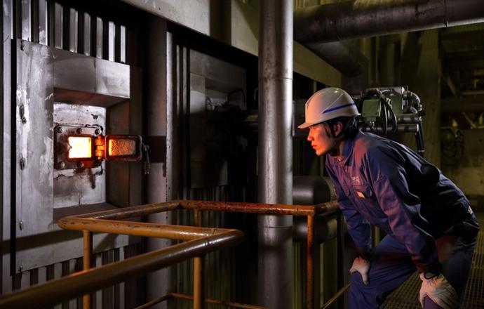 北海道電力株式会社の当社の強み・当社の課題について写真1