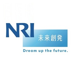 株式会社野村総合研究所のロゴ写真