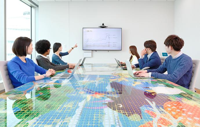 合同会社DMM.comの当社の強み・当社の課題について写真1