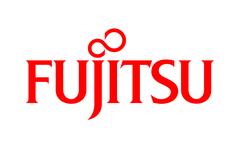 富士通株式会社のロゴ写真