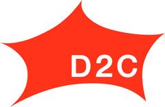 株式会社D2Cのロゴ写真