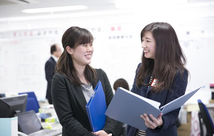 株式会社学究社の会社について写真1