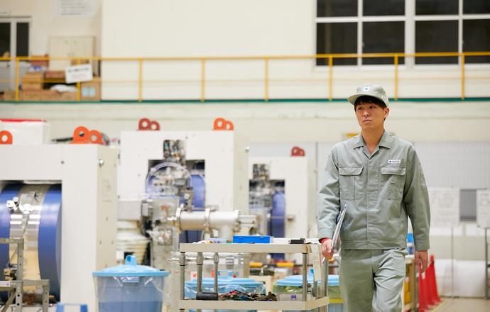 住友重機械工業株式会社の当社の強み・当社の課題について写真2
