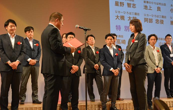 東京日産自動車販売株式会社の当社の強み・当社の課題について写真1