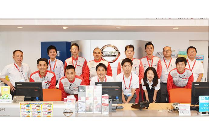 東京日産自動車販売株式会社の当社の強み・当社の課題について写真2