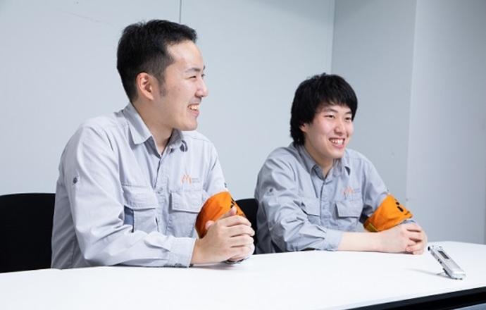 施工管理について楽しく学べる!~グループワーク×先輩社員との座談会~の紹介写真1