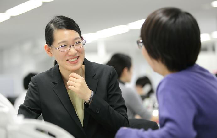 株式会社メディウェルの当社の強み・当社の課題について写真1