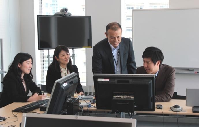 三菱UFJインフォメーションテクノロジー株式会社の当社の強み・当社の課題について写真1