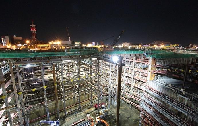 山﨑建設株式会社の当社の強み・当社の課題について写真2