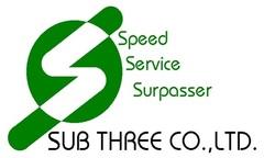 株式会社サブスリーのロゴ写真