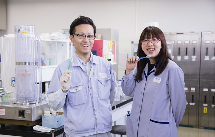 日本ゼトック株式会社の会社について写真1