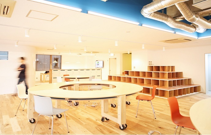 株式会社朝日新聞社の会社について写真1