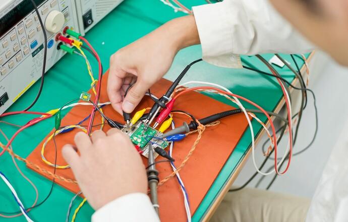 リコー電子デバイス株式会社の当社の強み・当社の課題について写真1